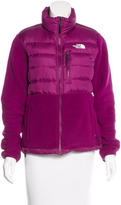 The North Face Fleece Quilted Jacket