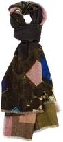 Pierre Louis Mascia Pierre-Louis Mascia Pattern print scarf