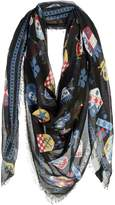Alexander McQueen Square scarves