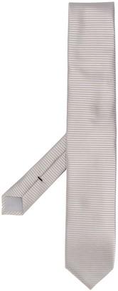 Tom Ford Ribbed-Jacquard Tie
