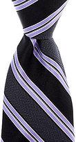 Daniel Cremieux Striped Traditional Silk Tie