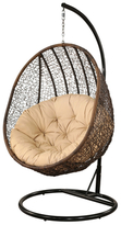 Abbyson Kinsley Outdoor Swing Chair