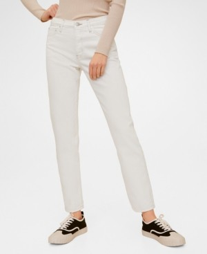 MANGO Relaxed Fit Jeans
