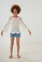 MiH Jeans Crochet Sweater