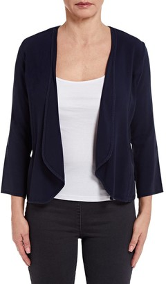 M&Co VIZ-A-VIZ waterfall jacket