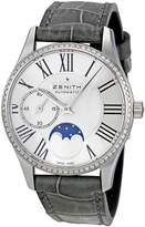 Zenith Women's 16.2310.692/02.C706 Elite Lady Ultra Thin Moonphase Dial Watch