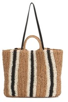 Crown Vintage Crochet Tote