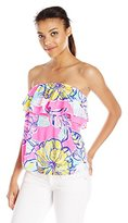 Lilly Pulitzer Women's Rilo Tube Top