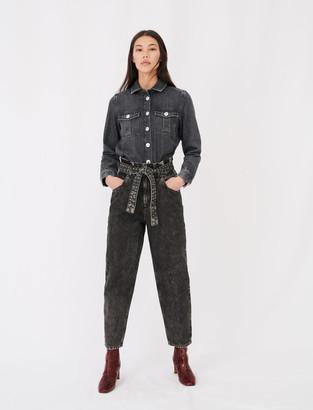 Maje Slouchy jeans