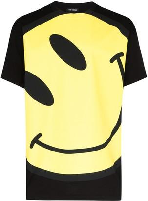 Raf Simons Smiley print T-shirt