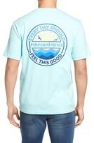 Vineyard Vines Men's Spring Break Graphic Pocket T-Shirt