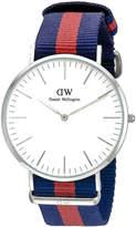 Daniel Wellington Men's Oxford Watch