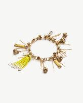 Ann Taylor Star Charm Bracelet
