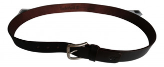 Timberland Brown Leather Belts