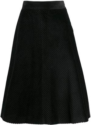 M Missoni A-line knitted skirt