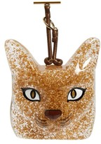 Loewe Women's Cat Face Bag Charm