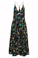 Free People Women's Pages Of Gold Maxi Dress