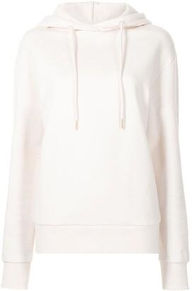 Rebecca Vallance RVS logo hoodie