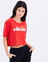 Ellesse Abriana Cropped Tee