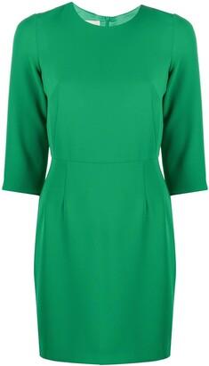 Blanca Vita Midi Shift Dress