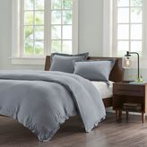 Inkivy INK+IVY Cotton Jersey Duvet Cover Set