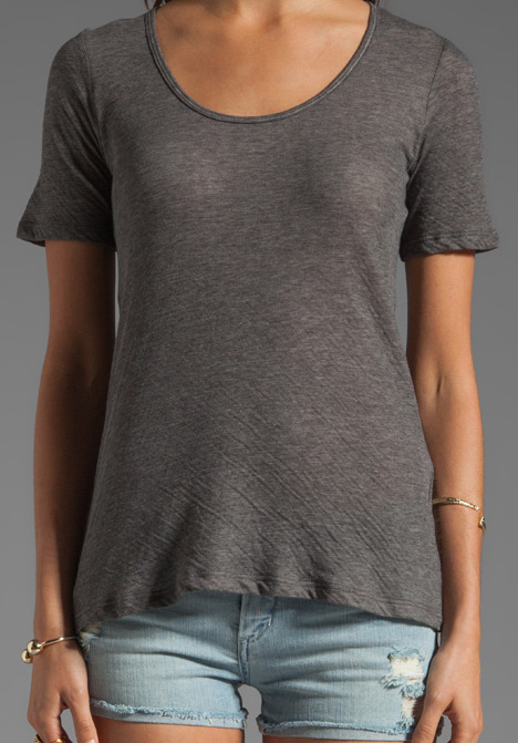 19 4t Relaxed Short Sleeve Scoop Tee