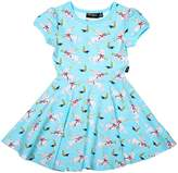 Rock Your Baby Girl's Unicorn Waist Dress
