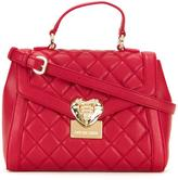 Love Moschino small quilted tote