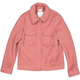 Samsoe & Samsoe Pink Jacket for Women