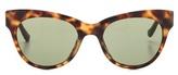 The Row Cat Eye Sunglasses