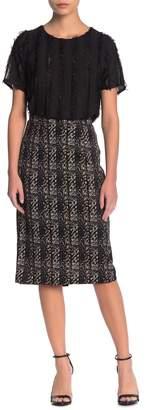 Everleigh Long Knit Tube Skirt (Regular & Petite)
