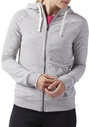 Reebok Logo Pocket Hoodie