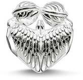 Thomas Sabo Karma Beads Silver Angel Heart Charm K0183-001-12