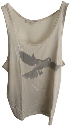 Marc Jacobs Grey Cotton Top for Women