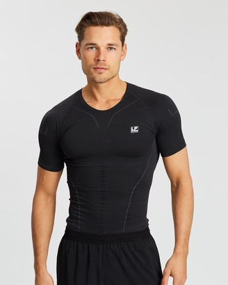 Lp Support Air Compression Short Sleeve Top