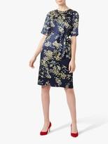 Hobbs Madeline Dress, Midnight/Multi