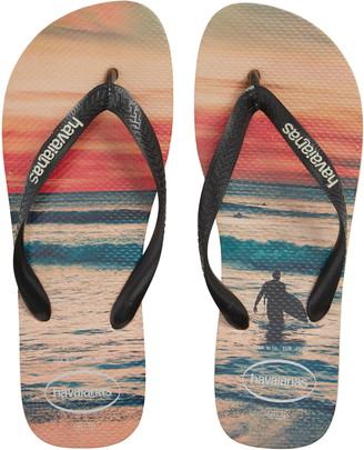 Havaianas Hype Tropical Print Flip Flop