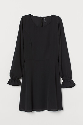 H&M Crepe dress