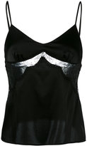 Gilda & Pearl - Gilda camisole - women - Silk/Polyamide/Spandex/Elastane/Rayon - S