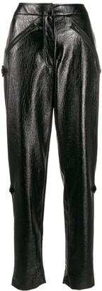 Preen by Thornton Bregazzi Ari high-waist trousers