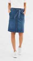 Esprit Feminine stretch denim skirt