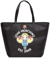 Love Moschino Graphic Tote Bag