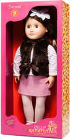"Our Generation Sienna 18"" non Poseable Doll"