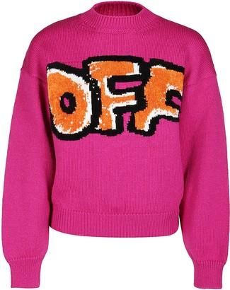 Off-White Off Graffiti Sweater