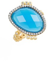 Freida Rothman Women's Stone Ring