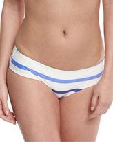 Kate Spade Provincetown Striped Hipster Swim Bottom