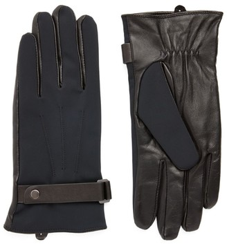Mackage Leather Gloves