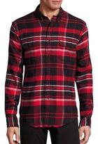 Ralph Lauren Regular-Fit Plaid Cotton Button-Down Shirt