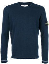 Stone Island crew-neck jumper - men - Cotton - XL