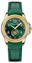 """Thomas Sabo Watches, Women Women's Watch """"GLAM CHIC"""", Stainless steel; Leather"""
